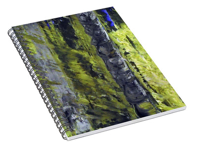 Forest For The Trees - Spiral Notebook