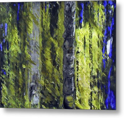 Forest For The Trees - Metal Print