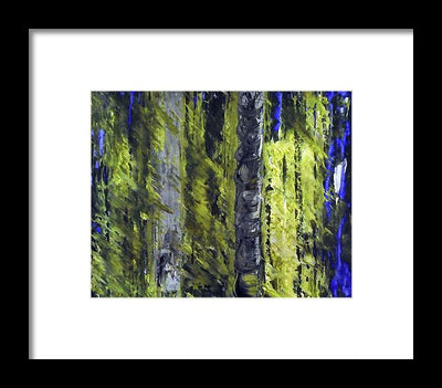 Forest For The Trees - Framed Print