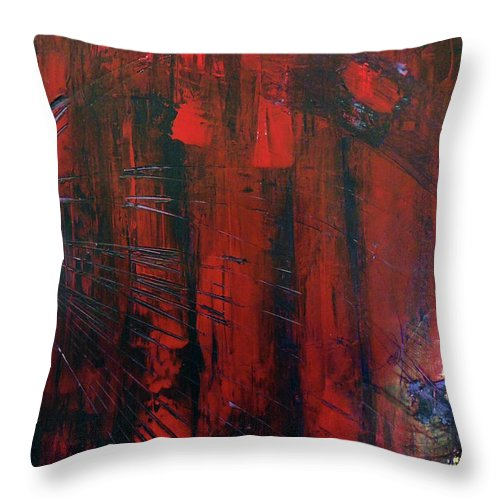 Freddy Was Here - Throw Pillow