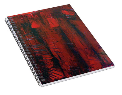 Freddy Was Here - Spiral Notebook