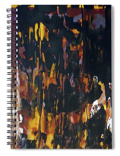 Georgy Porgy Pudding Pie - Spiral Notebook