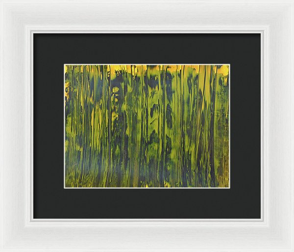Going To 5 0 - Framed Print