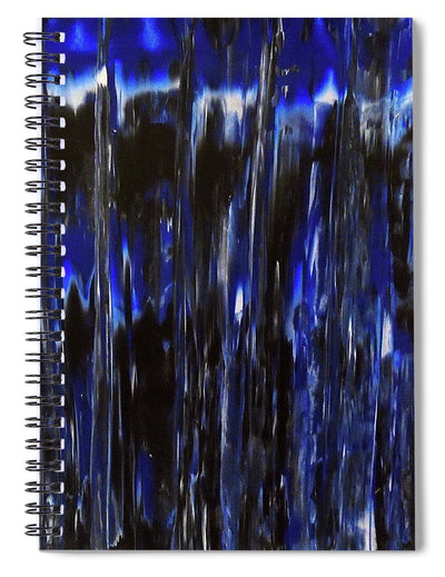 Heartbeat - Spiral Notebook