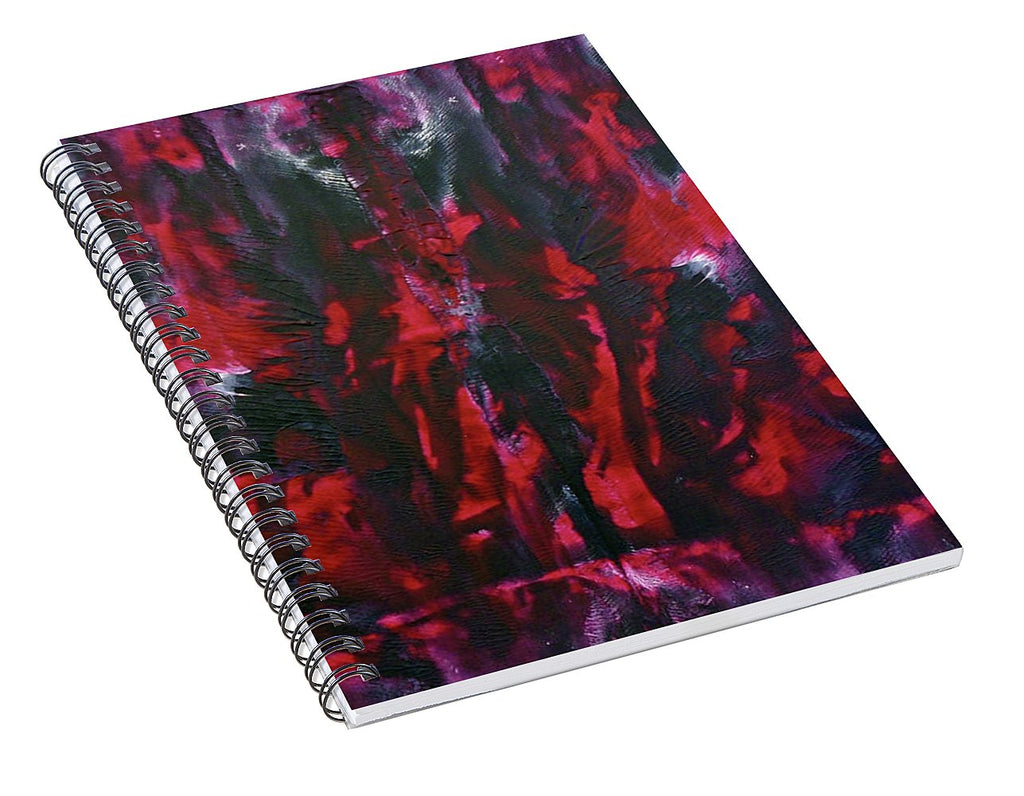 I Just Can't Stop - Spiral Notebook