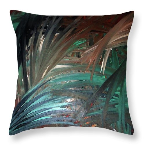 If I Was Allowed I'd Love Myself - Throw Pillow