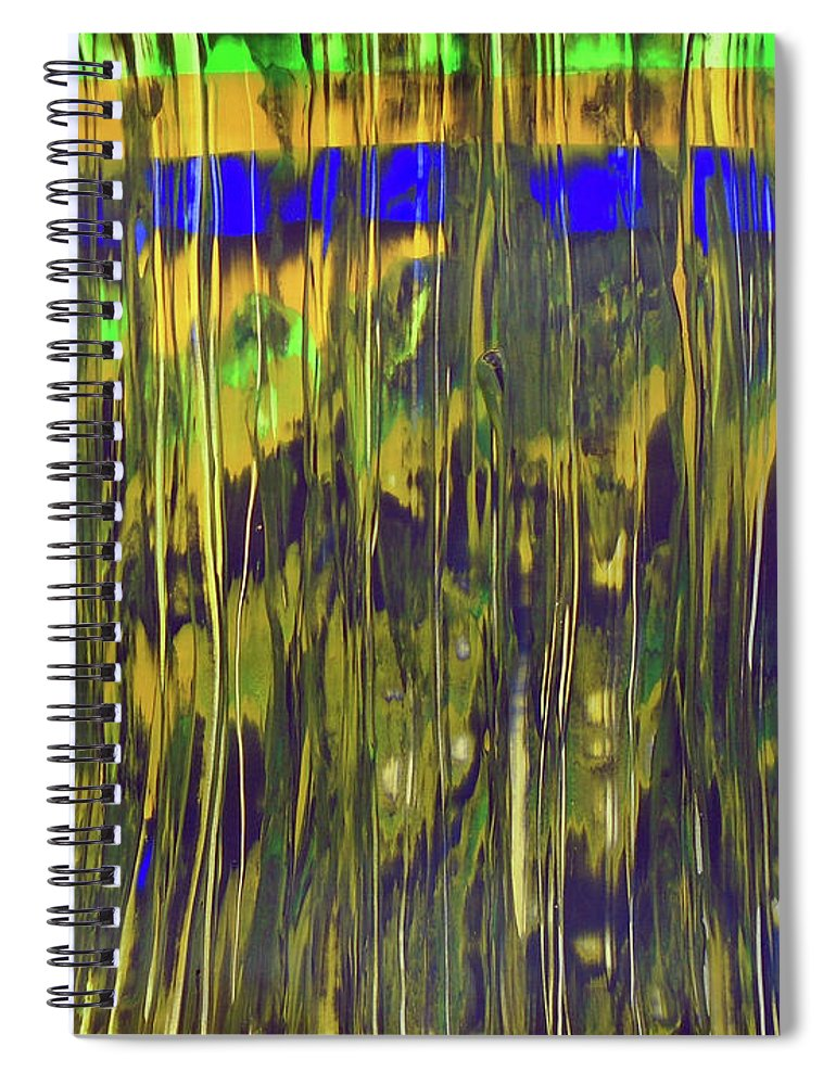 Light Your Ass On Fire - Spiral Notebook
