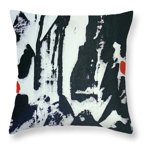 Not About Japan - Throw Pillow