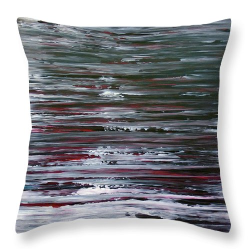 Sacrifices - Throw Pillow