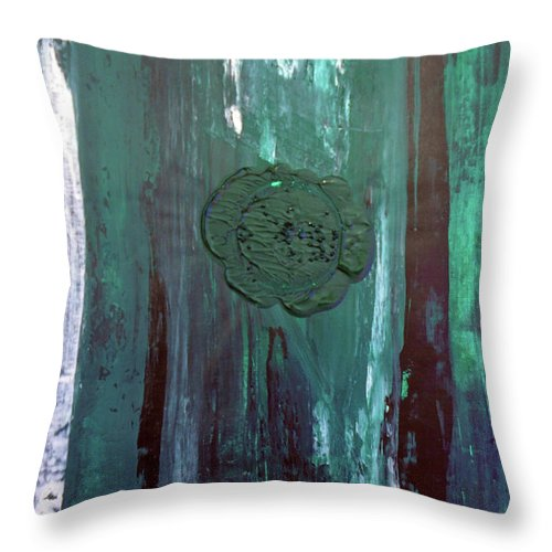 Seal Of Disapproval - Throw Pillow