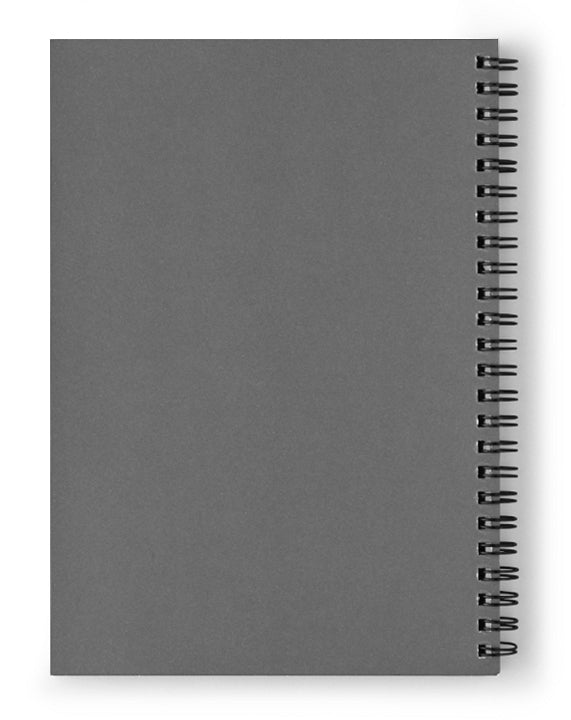 Wall To Wall - Spiral Notebook