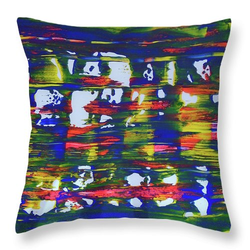 This Is Where Everything Changes - Throw Pillow