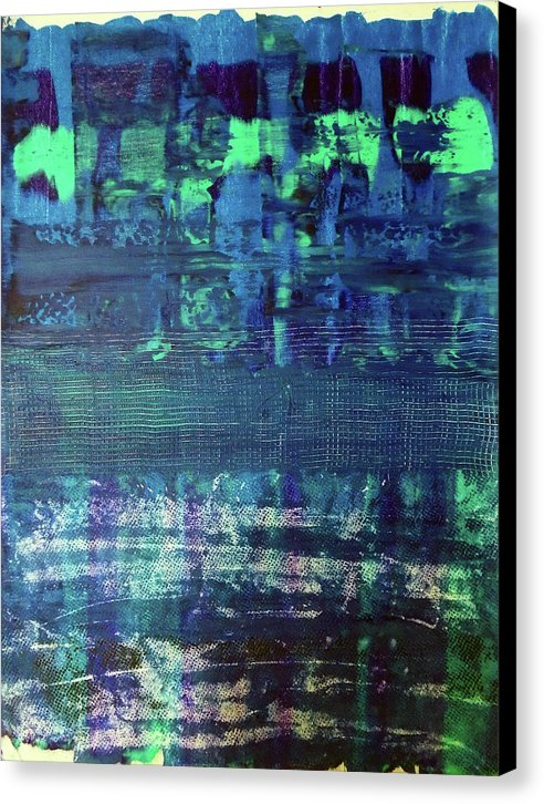 Untitled 8 - Canvas Print