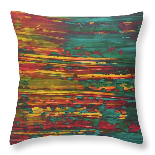 Use Your Imagination - Throw Pillow