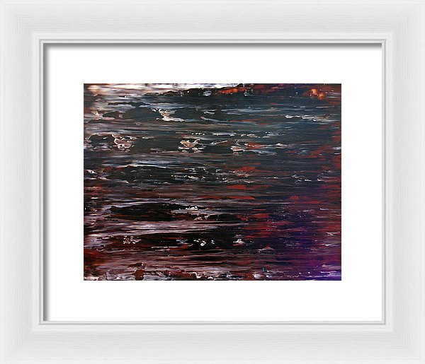 Warmth - Framed Print