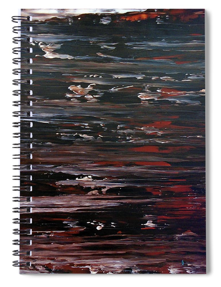 Warmth - Spiral Notebook