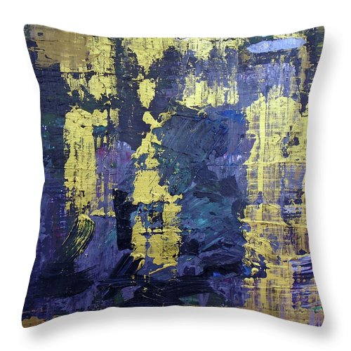 What Brooklyn Did - Throw Pillow