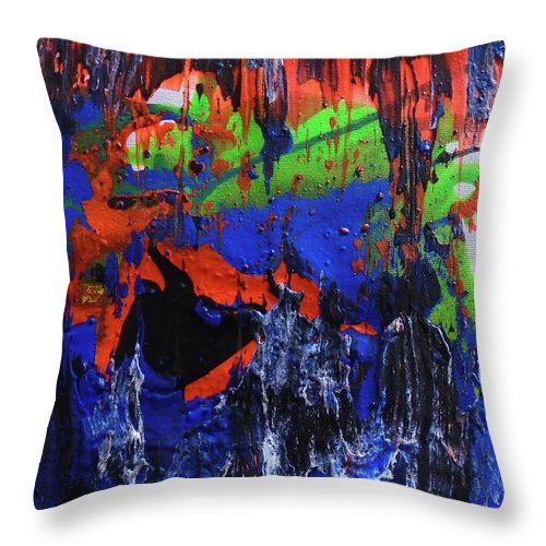 What Was Promised Will Come To Pass - Throw Pillow