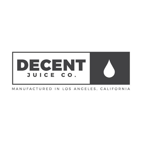Decent Juice Co Collection Banner