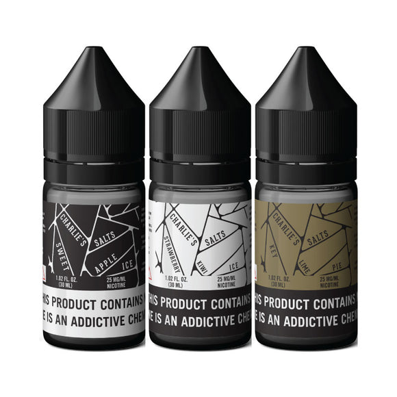 Charlie's Chalk Dust E-Liquid - Nic Salt