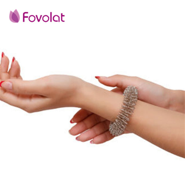 Acupuncture Bracelet Wrist Massager