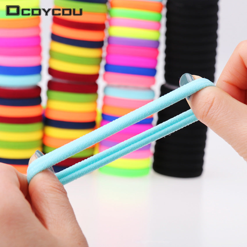 20pcs/lot Candy Fluorescence Colored Hair