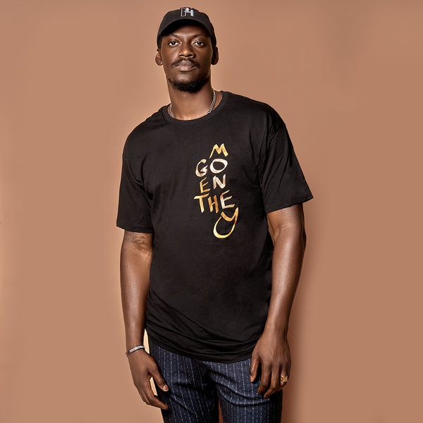 Mens Long body T-Shirt