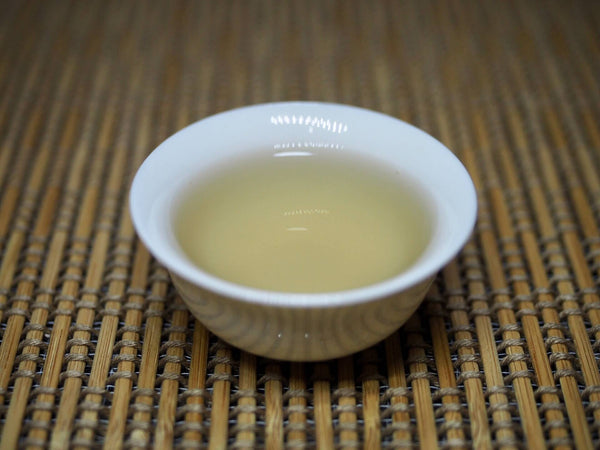 Jingmai Dragon Ball Purple Bud Raw Pu-erh (2015) - GreenValley Tea