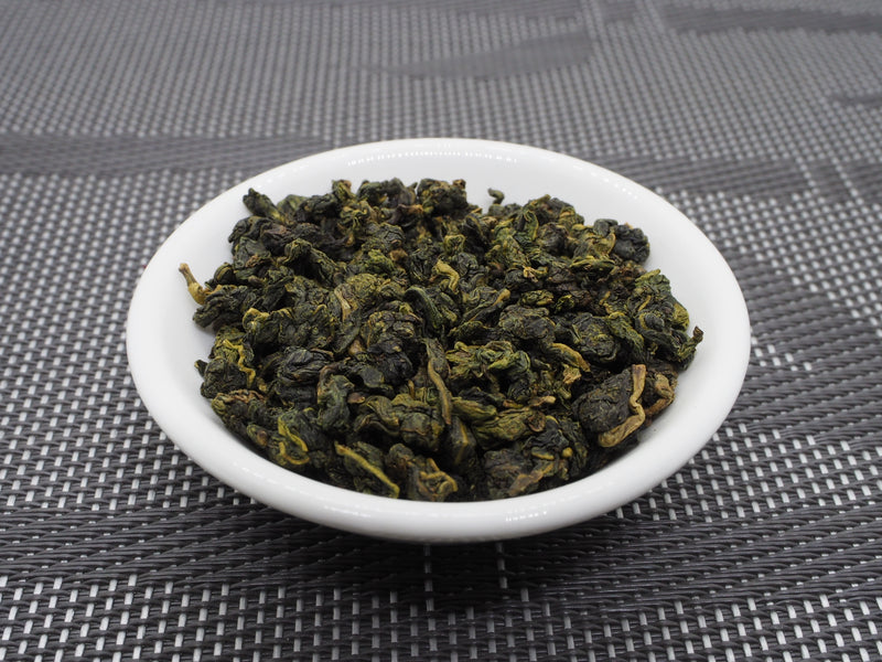 Alishan High-Mountain Oolong Tea