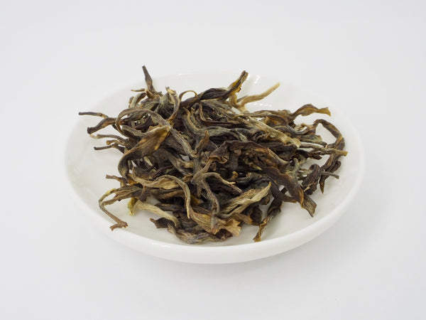 Snow Mountain Raw Pu-erh (2017) - GreenValley Tea