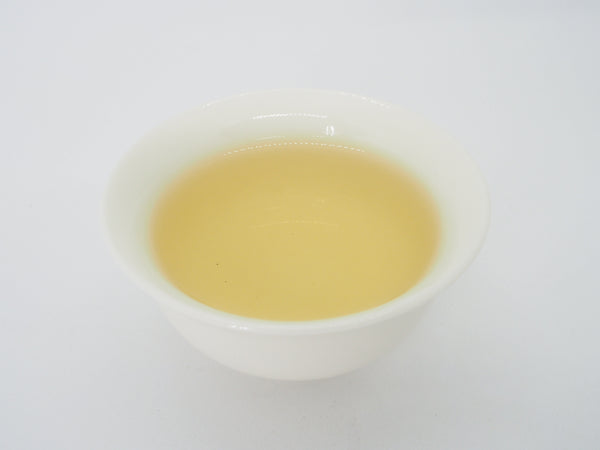 Snow Mountain Raw Pu-erh (2017)
