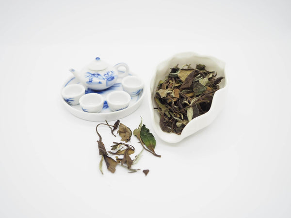 Premium White Peony Tea - GreenValley Tea