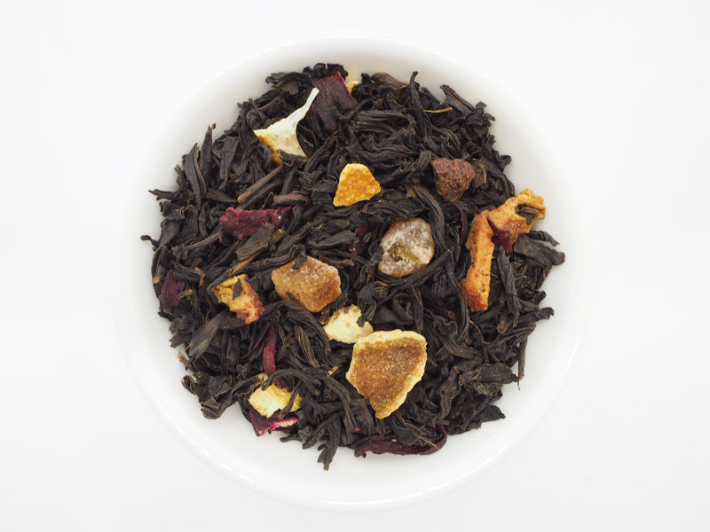 Grapefruit Black Tea - GreenValley Tea