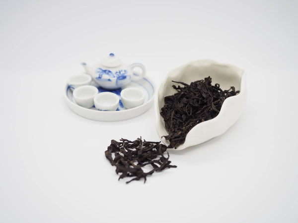 Premium Da Hong Pao - GreenValley Tea