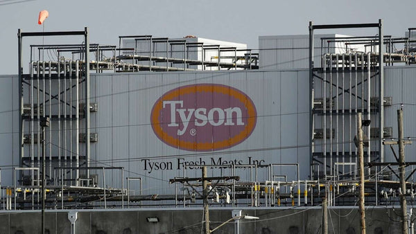 Nearly 900 workers at Tyson Foods plant in Indiana test positive for coronavirus