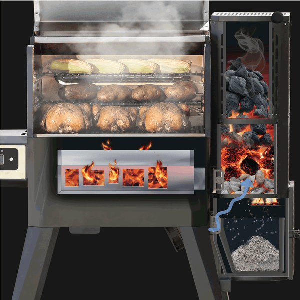 MASTERBUILT RELEASES NEW CHARCOAL SMOKER