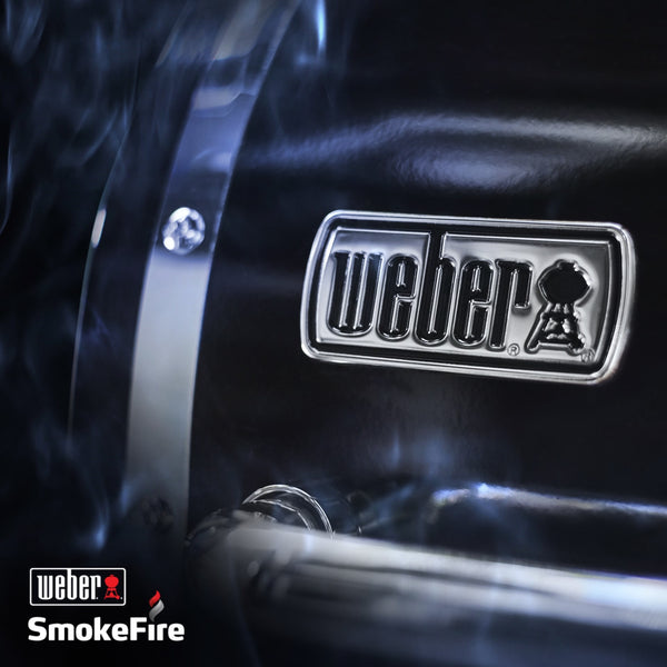 Weber Pellet Grill LEAKED: The Weber Smoke Fire