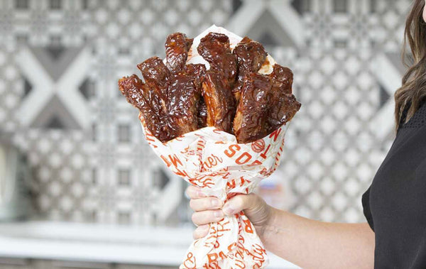 You Can Get a Bouquet of Baby Back Ribs for Your Valentine