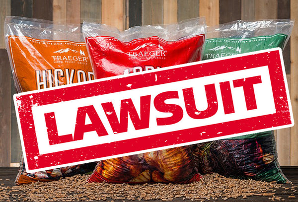Traeger Grills SUED For False Advertised Pellets