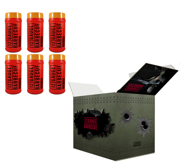12 gauge bbq kettle freaks ammo box