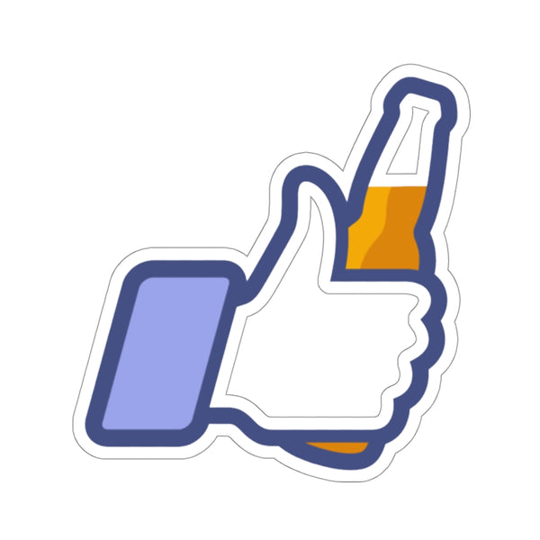 FB Beer Hand Stickers