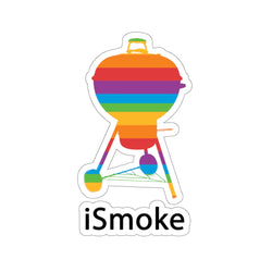ISmoke Colored Stickers