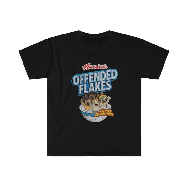 America's Offended Flakes