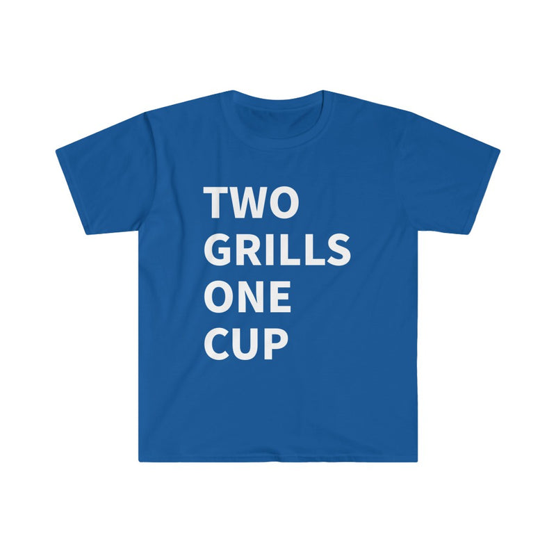 TWO GRILLS ONE CUP
