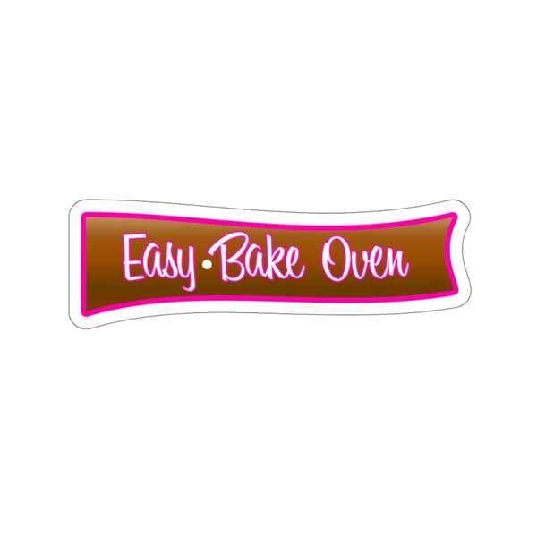 Easy Bake Oven Stickers