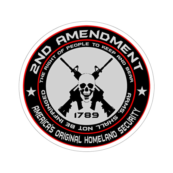2nd Amendment Stickers