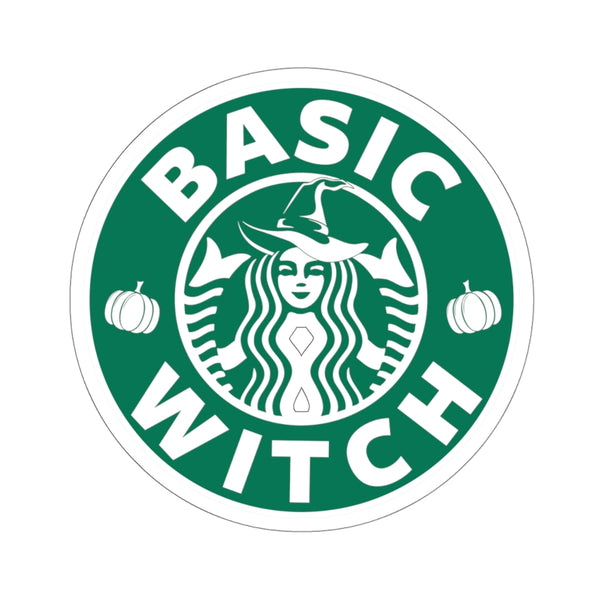 Basic Witch Stickers