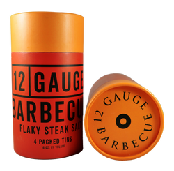 12 GAUGE BARBECUE™ FLAKY STEAK SALT - Kettle Freaks