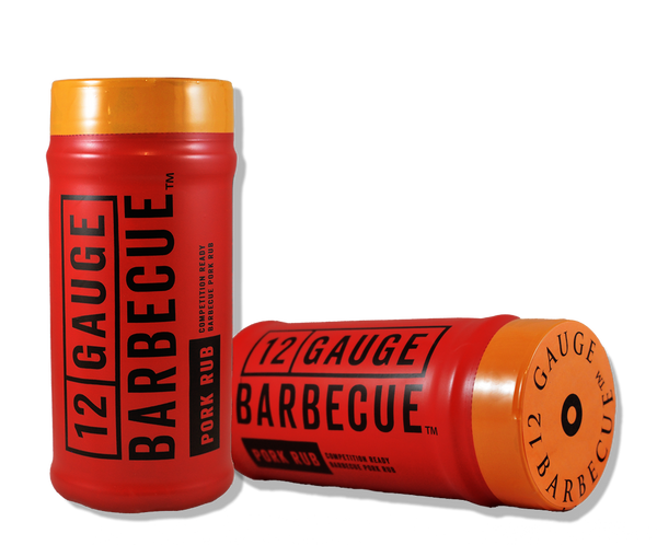 12 GAUGE BARBECUE™ COMPETITION PORK RUB - Kettle Freaks