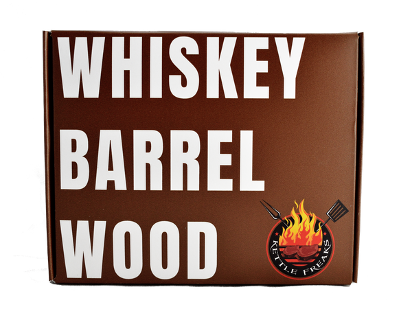 Whiskey Barrel Wood - Kettle Freaks